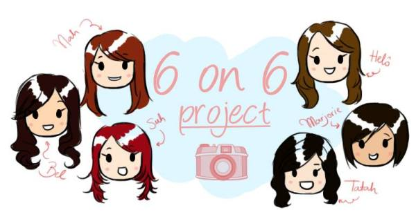 6 on 6 project dolls