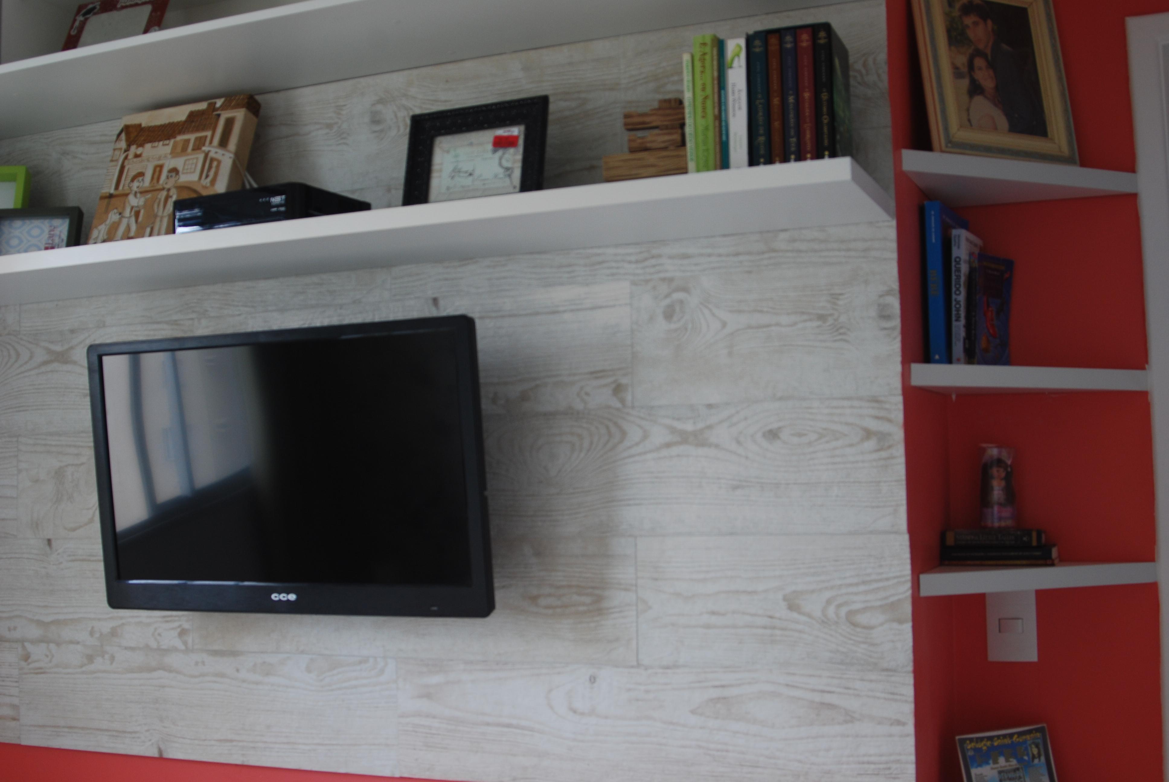 Decora O P Gina 4 Quem Casa Quer Casa ~ Quarto Com Escritório Pequeno E Estante De Tv Para Quarto