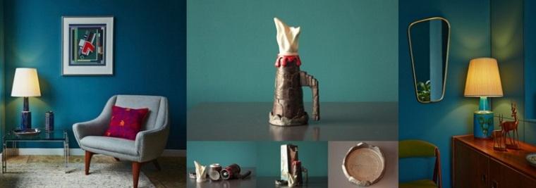 objetos de decoração